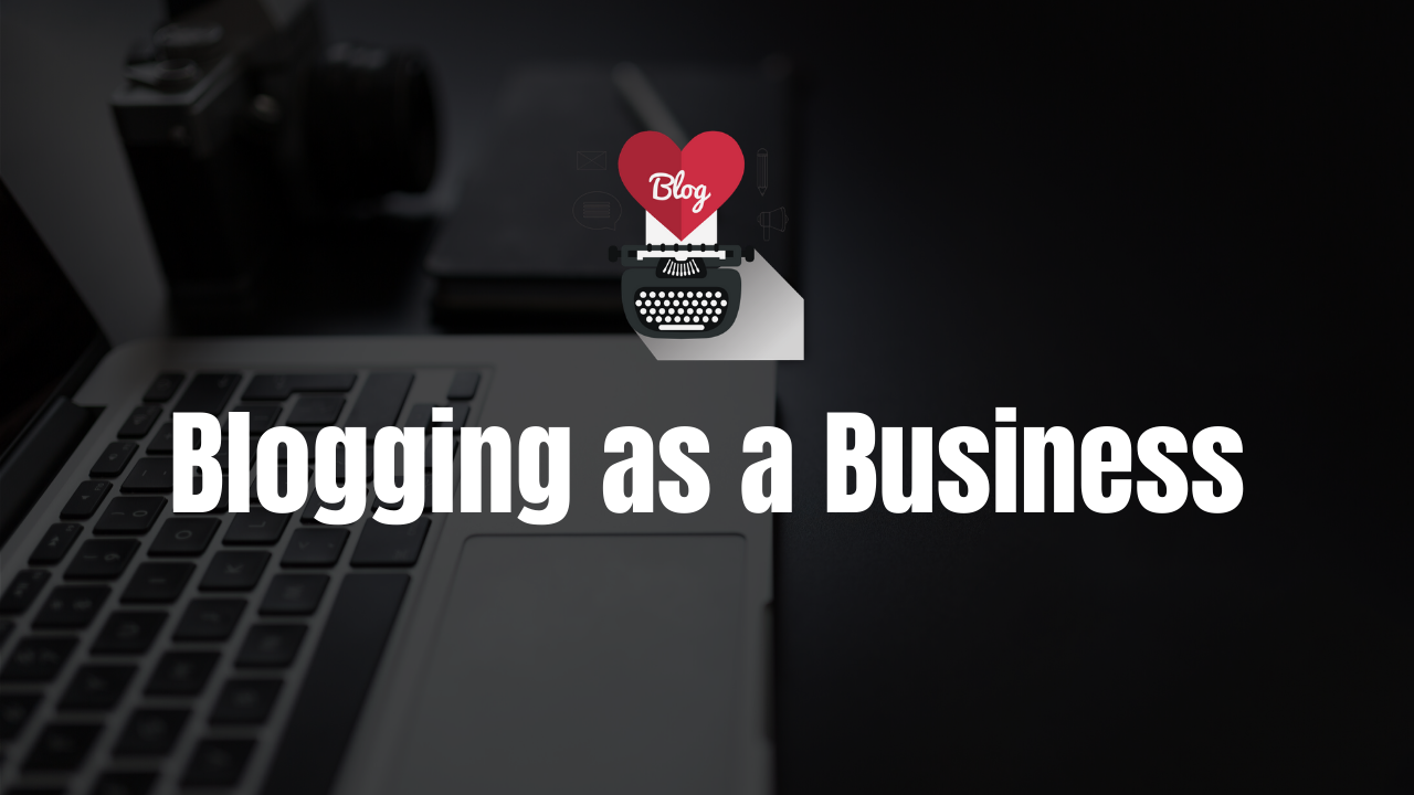 Blogging-as-a-Business guide